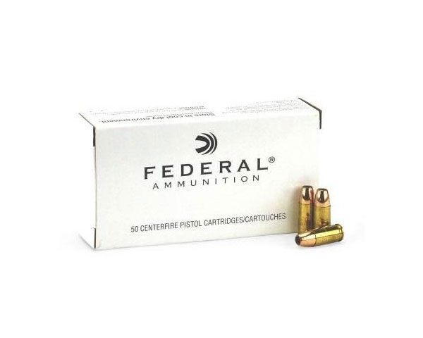 Federal Law Enforcement 9mm Luger 147 Grain JHP 9MS (1,000 round case)
