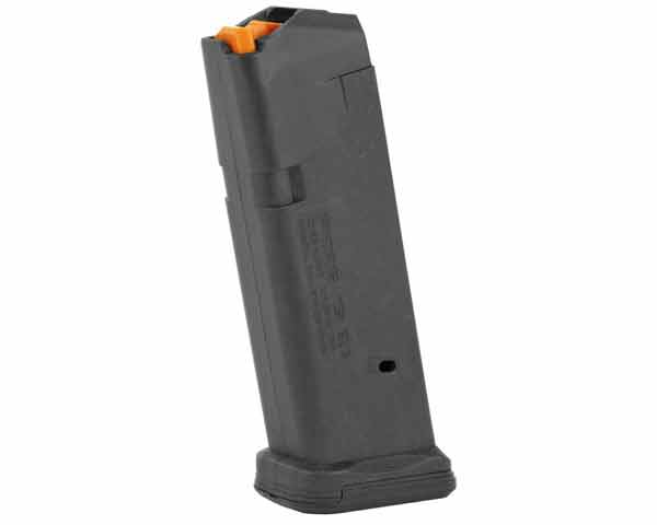 Magpul PMAG For Glock 19 Black 9mm 15Rd MAG550-Blk